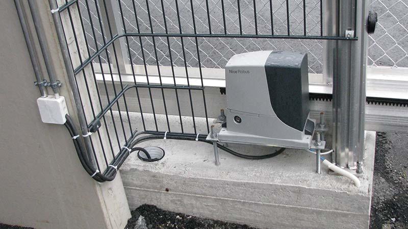 porttiautomatiikka